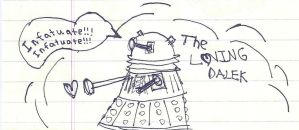 The Loving Dalek by MagicalMayhem7
