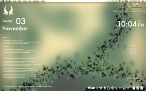 Latest Desktop by Gaussian24