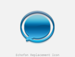 Echofon Replacement Icon by itouchking