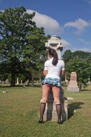 Monumental Schoolgirl by candhphotography