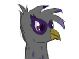 I cannot draw griffons. by gggfrt