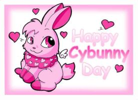 Cybunny Day by neoclown42