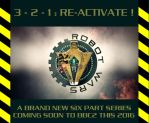 Robot Wars - NEW series, NEW logo by DoctorWhoOne