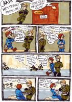 Hetalia - Security 'DW Parody' by Raax-theIceWarrior