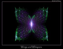 Wings and Whispers by GMCPhotography