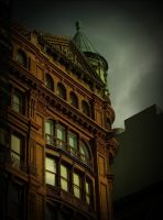SoHo Architecture by Adrianna-Grezak