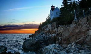 Bass Harbor Light by BobVPR