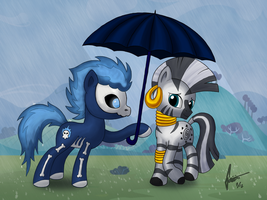 Let me keep you dry by Snetri