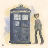Doctor Who by Jackin