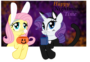 Happy Halloween! by XRainbowIceCreamX