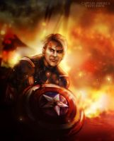 Down But Never Out by VoydKessler