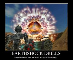 Earthshock Drills by Trebor127127