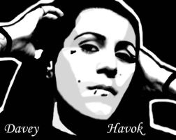 Davey Havok by EdwardWonka138