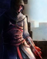 Altair : blood on my hands by MYuee