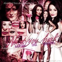 Blend Want you back by alondra13ize