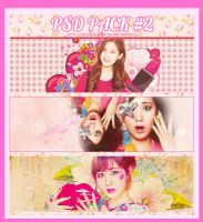 PSD Signature Pack #2 by SunnieSoShiVN