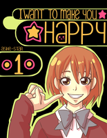 Happy COVER by Ashe-Star