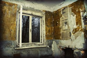 Window to Nothing by mocsa
