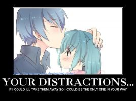 Your Distractions... by Hayame-Chan
