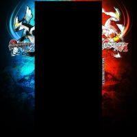 Pokemon Black 2 and Pokemon White 2 Youtube BG by Pheonixmaster1