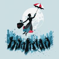 Mary Poppins by FrozenHRT
