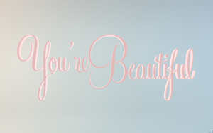 You're Beautiful by Blacvamp