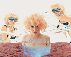 Bad Romance Wallpaper by Madonna1250