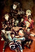 The Legend of Korra by Mariolord07