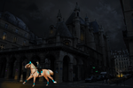 Courir a travers Paris by Padfoot7411