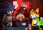 Five Nights at Speedy's by E-vay
