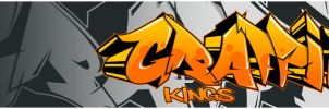 graffiti kings graphic 2 by sektrone