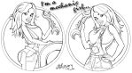 I'm a mechanic girl - feel free to color by Witchzwerg
