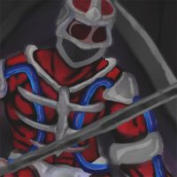 Power Rangers Villians: Lord Zed by dragonfire53511