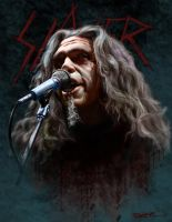 Tom Araya-portrait by 6evilsonic6