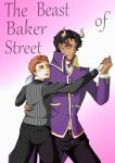 The Beast of Baker Street - Cover by FantasticYaoi
