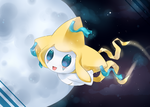 .jirachi. by toffeeComet
