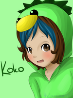 Kappa Koko by theSuzucorn