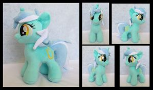 Lyra Filly by fireflytwinkletoes