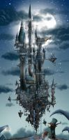 The tower... by clv