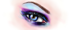 Another eye! :D by Maheen-S