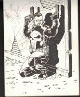the Punisher by RodneyCJacobsen