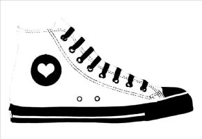 Converse by xManuelx