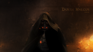 Darth Malgus by jake12390