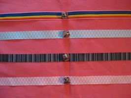 Cat Collar Designs by mad-hatter-inc