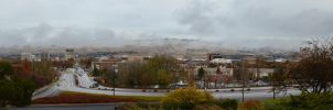 Boise Downtown Fall 2011-11-18 by eRality