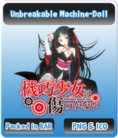 Unbreakable Machine-Doll - Anime Icon by Rizmannf