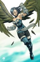 Falconet - EoSS Commission by EryckWebbGraphics