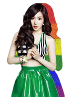 SNSD Tiffany PNG by diela123