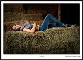 Farm Girl 5 by modelbeeny