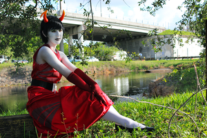 Kanaya #2 (Supercon 2013) by Silverrwind